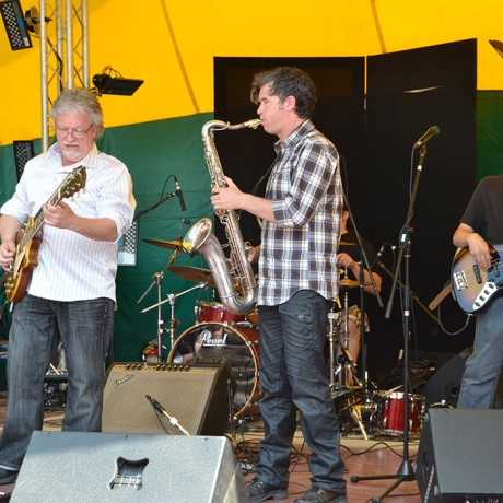 Festival Jazz And Blues Edmunston NB