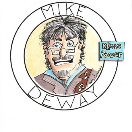 Mike carricature