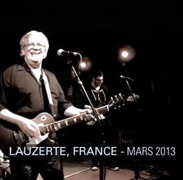Mike DeWay Trio, Hootchie kootchie pour toi. ( Lauzerte, France. 2013 )