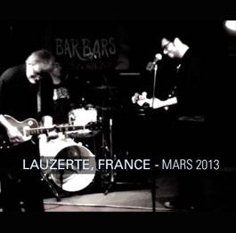 Mike DeWay Trio, Sans les femmes … (Lauzerte FRANCE) Mars 2013