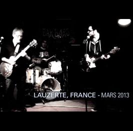 Mike DeWay Trio, – So Many Roads. (Lauzerte, FRANCE) Mars 2013